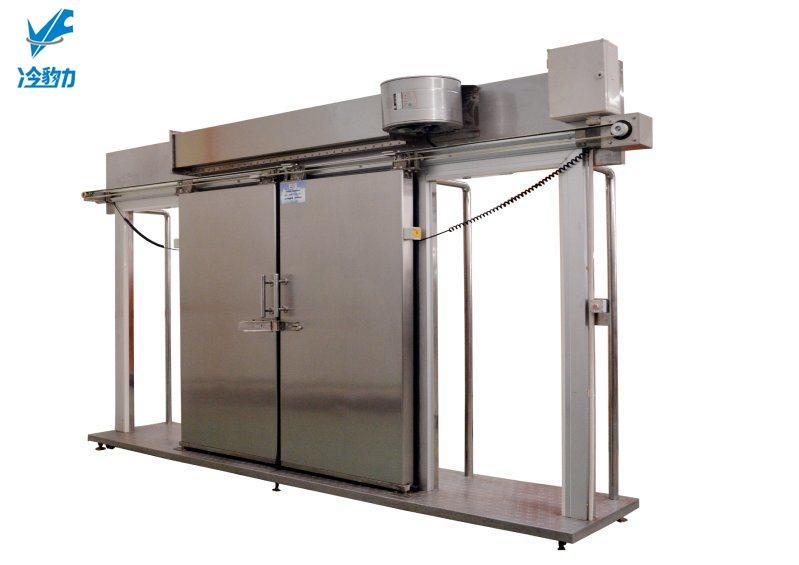 冷豹力 冷库门 电动平移门 电动冷库门 聚氨酯电动门