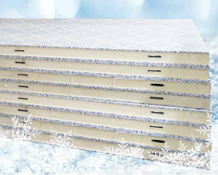 冷豹力 冷库板 彩钢冷库板 聚氨酯冷库板